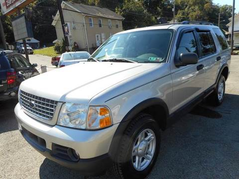 2003 Ford Explorer for sale in New Eagle, PA