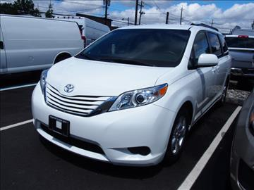 2017 Toyota Sienna for sale in Garwood, NJ