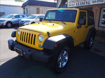 2015 Jeep Wrangler for sale in Garwood, NJ