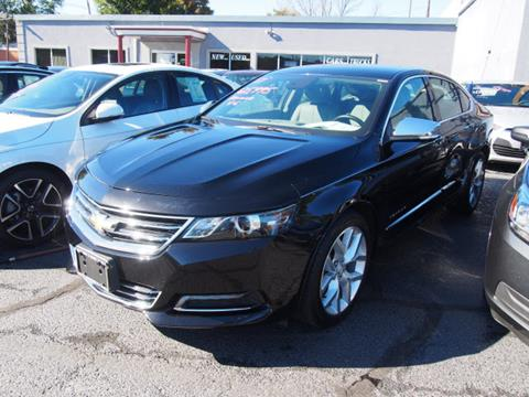 2017 Chevrolet Impala for sale in Garwood, NJ