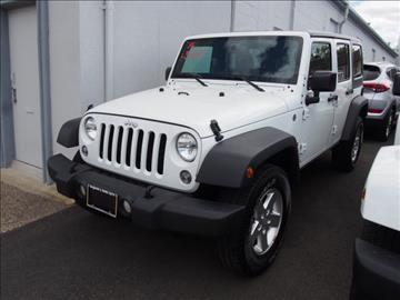 2016 Jeep Wrangler Unlimited for sale in Garwood, NJ