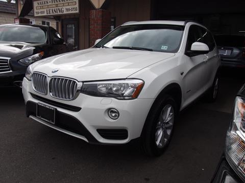 2017 BMW X3 for sale in Garwood, NJ