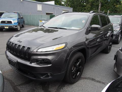 2016 Jeep Cherokee for sale in Garwood, NJ