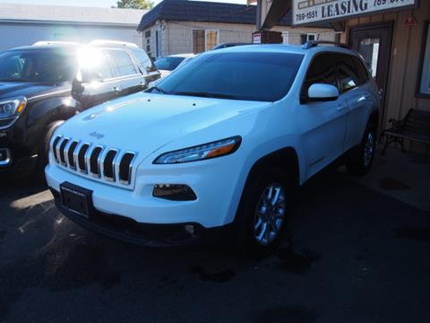 2015 Jeep Cherokee for sale in Garwood, NJ