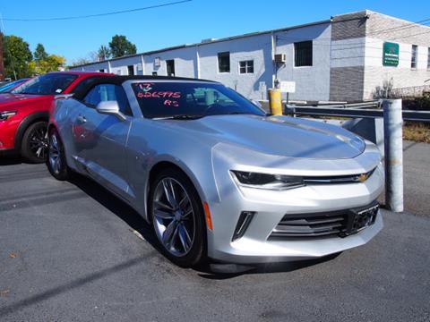 2017 Chevrolet Camaro for sale in Garwood, NJ