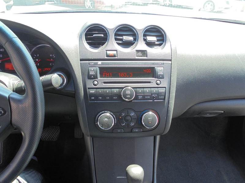 2012 Nissan Altima 2.5 S 4dr Sedan - Jonesboro GA