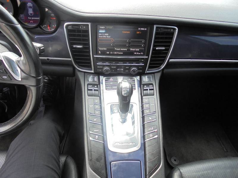 2011 Porsche Panamera AWD 4 4dr Sedan - Jonesboro GA