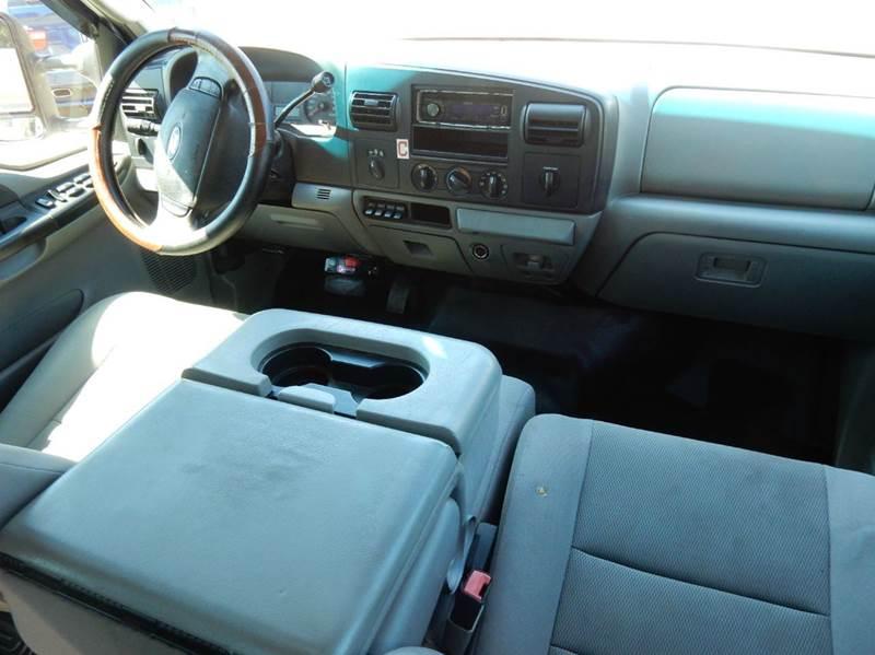 2005 Ford F-350 Super Duty XLT 4dr Crew Cab 4WD SB - Jonesboro GA