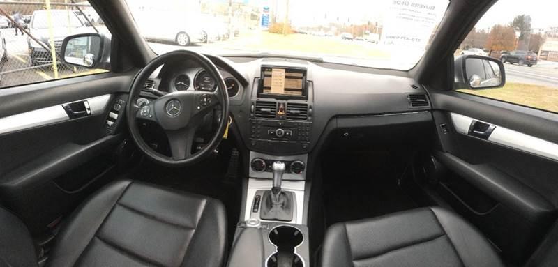 2008 Mercedes-Benz C-Class C 300 Luxury 4dr Sedan - Jonesboro GA