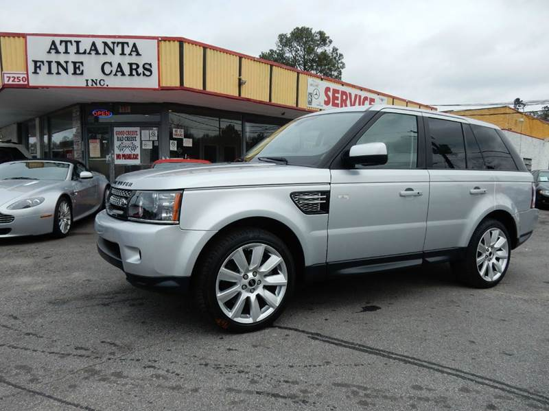 2013 land rover range rover sport hse lux 4x4 4dr suv in jonesboro ga atlanta fine cars. Black Bedroom Furniture Sets. Home Design Ideas