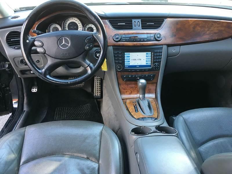 2006 Mercedes-Benz CLS CLS 55 AMG 4dr Sedan - Jonesboro GA