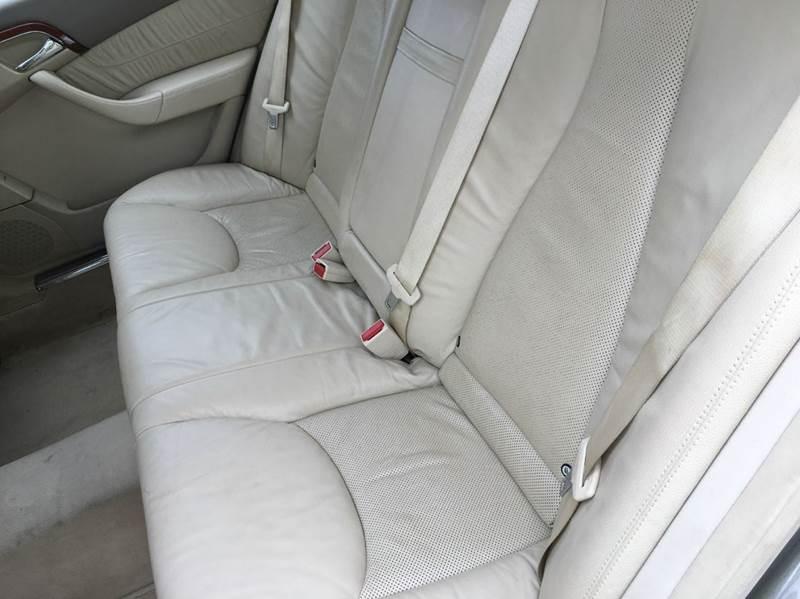 2004 Mercedes-Benz S-Class S 430 4dr Sedan - Jonesboro GA