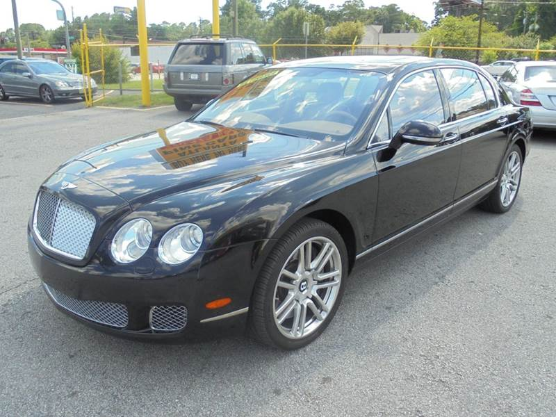 2012 Bentley Continental Flying Spur AWD 4dr Sedan - Jonesboro GA
