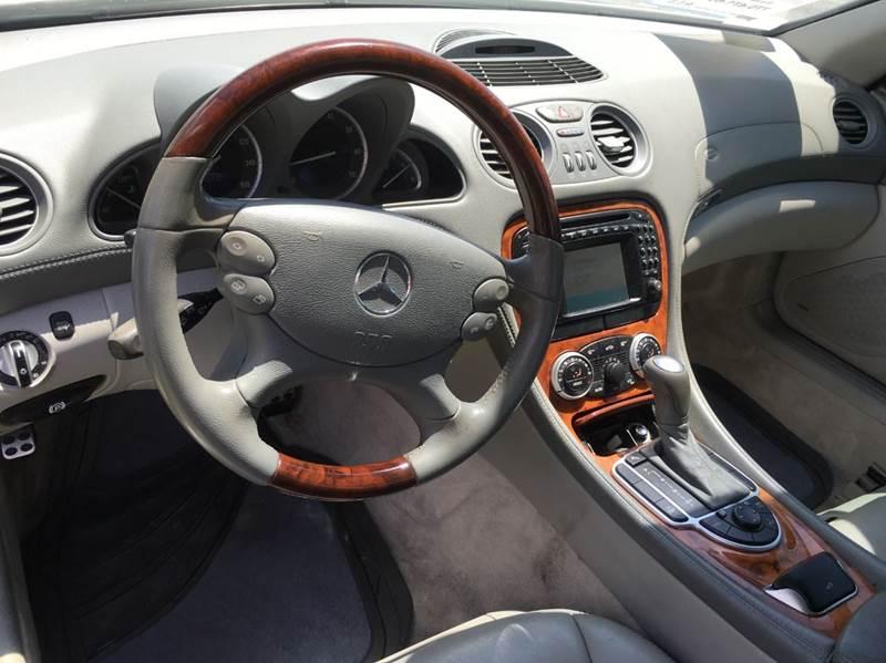 2003 Mercedes-Benz SL-Class SL500 2dr Convertible - Jonesboro GA