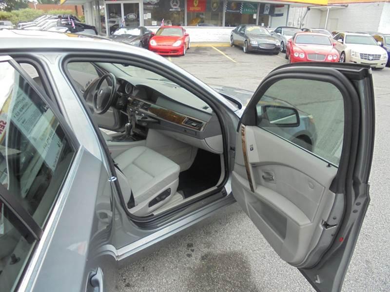 2007 BMW 5 Series 530i 4dr Sedan - Jonesboro GA