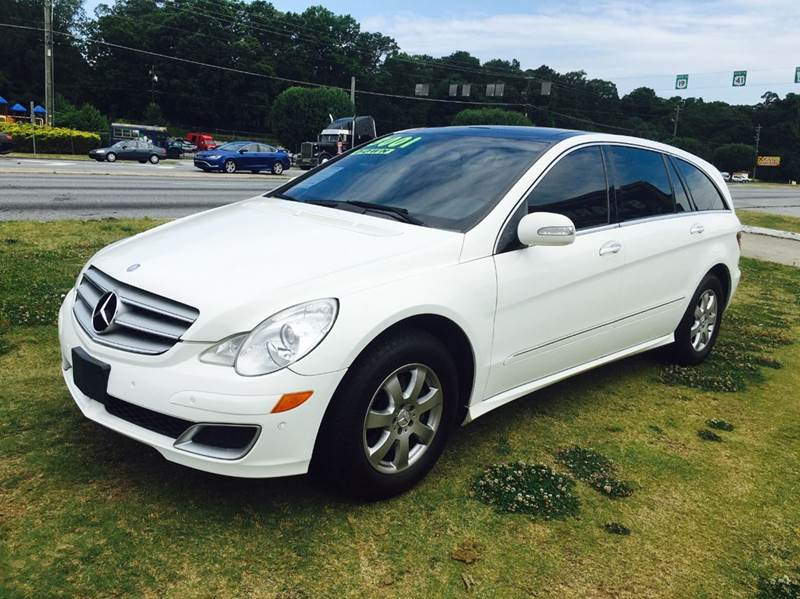 2007 mercedes benz r class r350 awd 4matic 4dr wagon in for Mercedes benz augusta ga