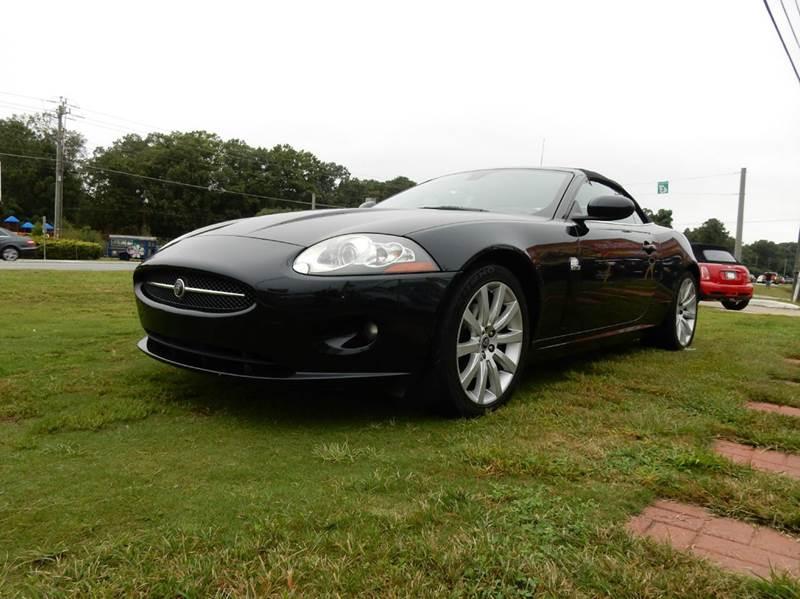 2007 jaguar xk series for sale in indianapolis in - 2007 jaguar xk coupe for sale ...