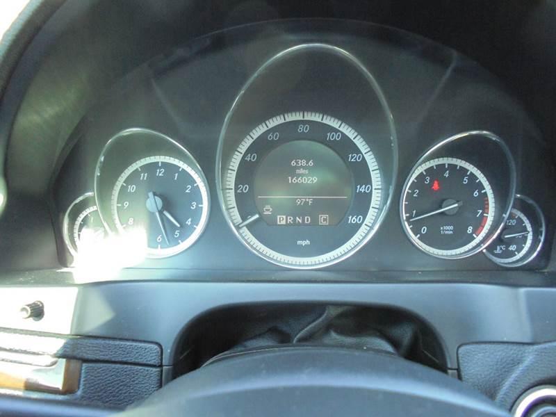 2010 Mercedes-Benz E-Class E 550 2dr Coupe - Jonesboro GA