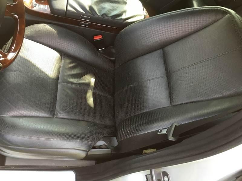 2007 Mercedes-Benz S-Class S 550 4dr Sedan - Jonesboro GA