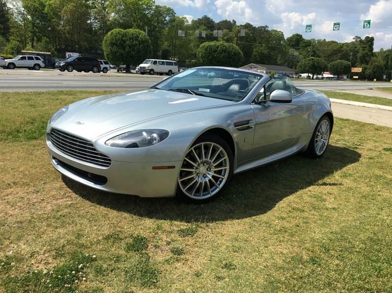 2010 Aston Martin V8 Vantage Roadster 2dr Convertible - Jonesboro GA