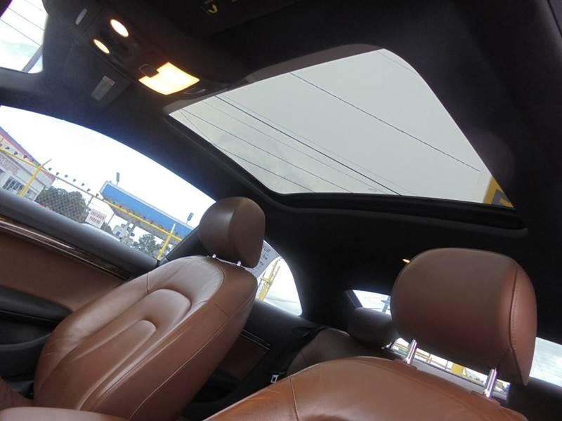 2009 Audi A5 AWD quattro 2dr Coupe 6A - Jonesboro GA
