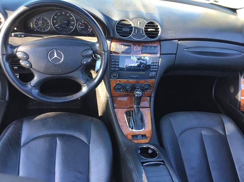 2006 Mercedes-Benz CLK CLK 350 2dr Convertible - Jonesboro GA