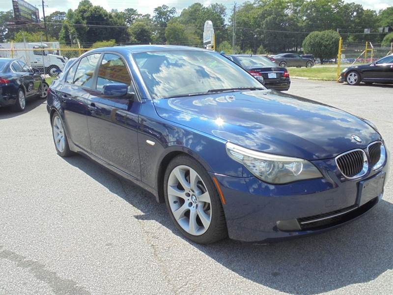 2008 BMW 5 Series 535i 4dr Sedan Luxury - Jonesboro GA
