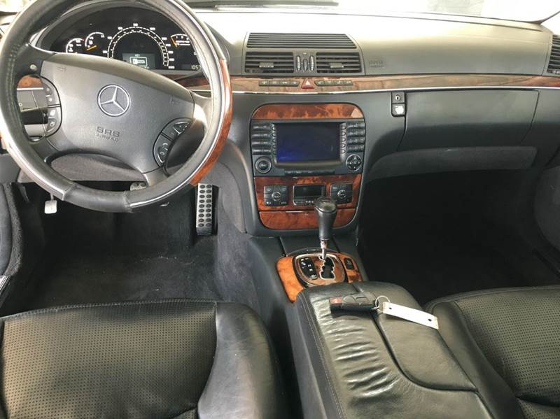 2005 Mercedes-Benz S-Class S 55 AMG 4dr Sedan - Jonesboro GA