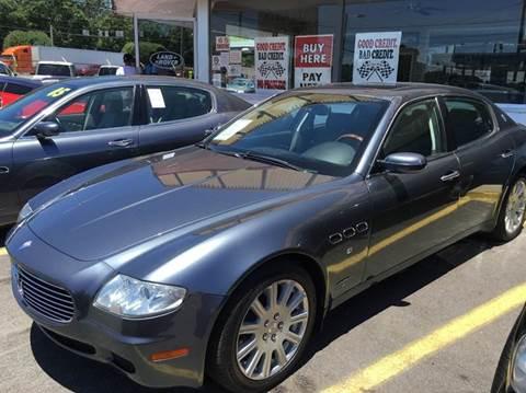 2005 Maserati Quattroporte for sale in Jonesboro, GA