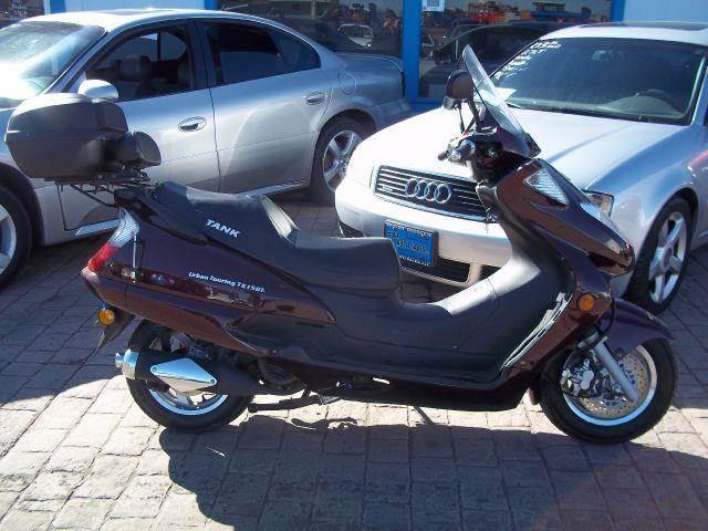 2009 KTMMEX MF TOURING 150