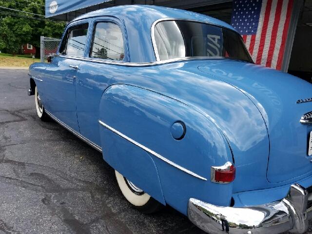 1951 Plymouth CAMBRIDGE CLUB COUPE - Ravenna OH
