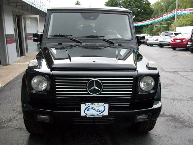 2004 mercedes benz g class awd g500 4matic 4dr suv in for Mercedes benz suv 2004