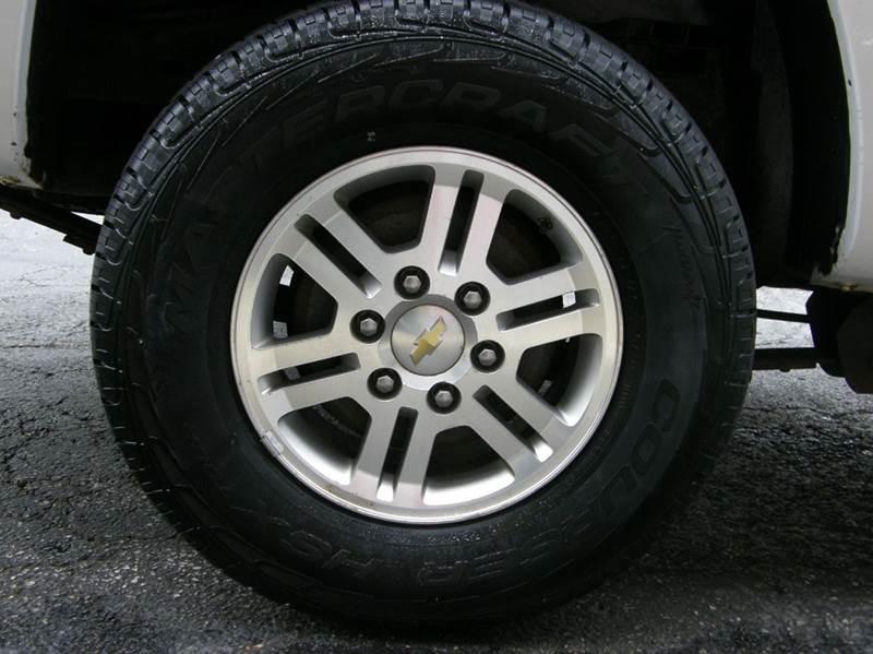 2009 Chevrolet Colorado 4x4 LT 4dr Extended Cab w/1LT - Ravenna OH