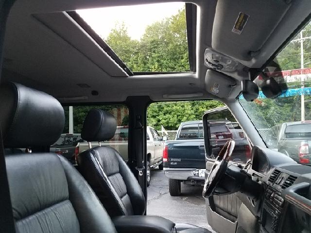 2004 Mercedes-Benz G-Class AWD G 500 4MATIC 4dr SUV - Ravenna OH