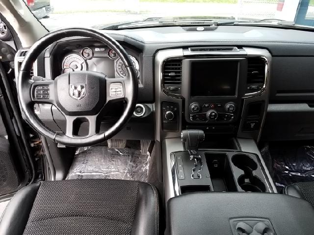 2013 RAM Ram Pickup 1500 4x4 Sport 4dr Crew Cab 5.5 ft. SB Pickup - Ravenna OH