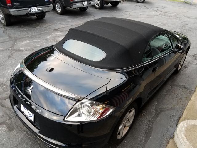 2009 Mitsubishi Eclipse Spyder GS 2dr Convertible - Ravenna OH