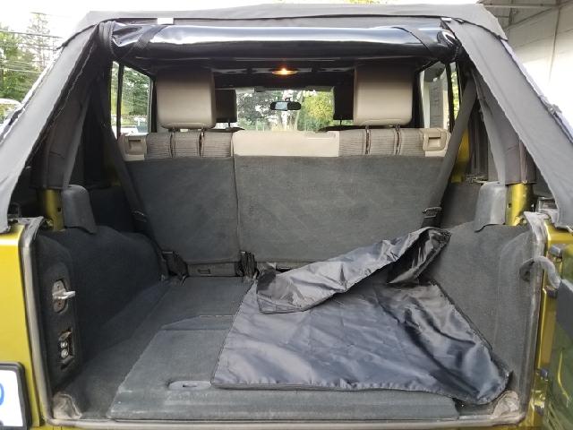 2007 Jeep Wrangler Unlimited 4x4 X 4dr SUV - Ravenna OH