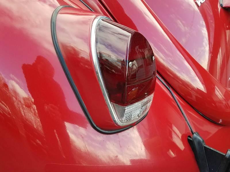 1970 Volkswagen Beetle Convertible  - Ravenna OH
