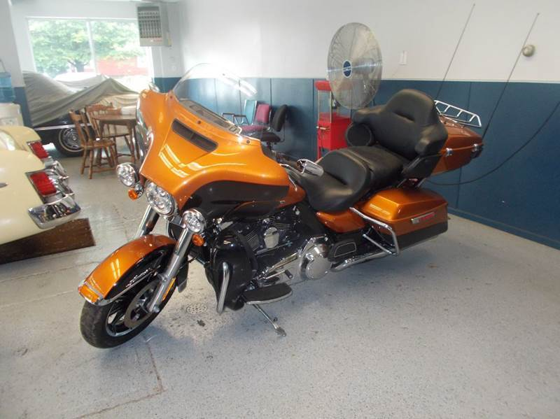 2014 Harley-Davidson Ultra Classic Electra Glide