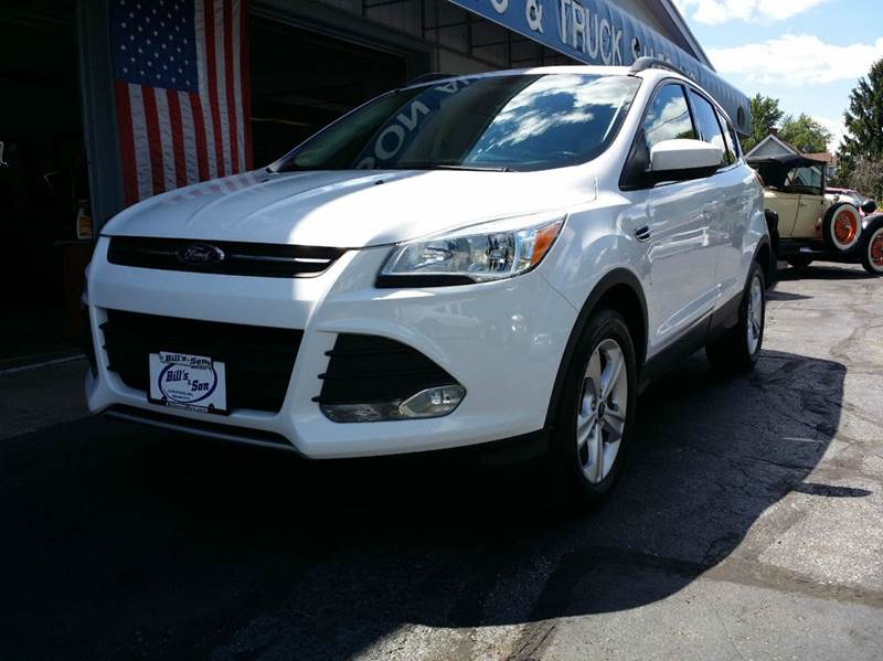 2014 Ford Escape AWD SE 4dr SUV - Ravenna OH