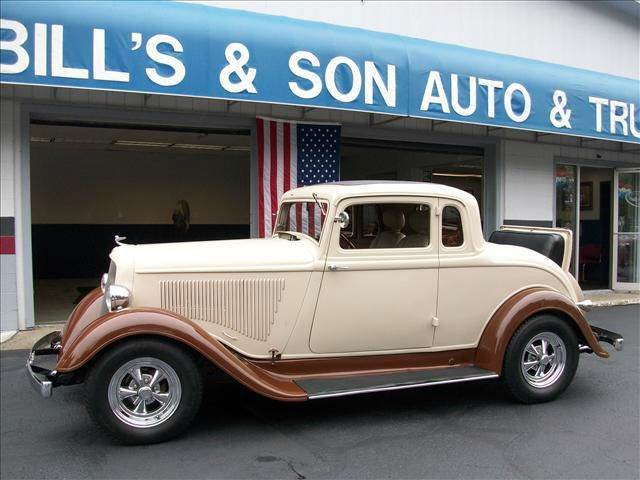 1933 Plymouth Sport Fury
