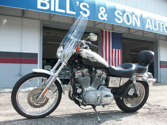 2003 Harley-Davidson 883 CUSTOM