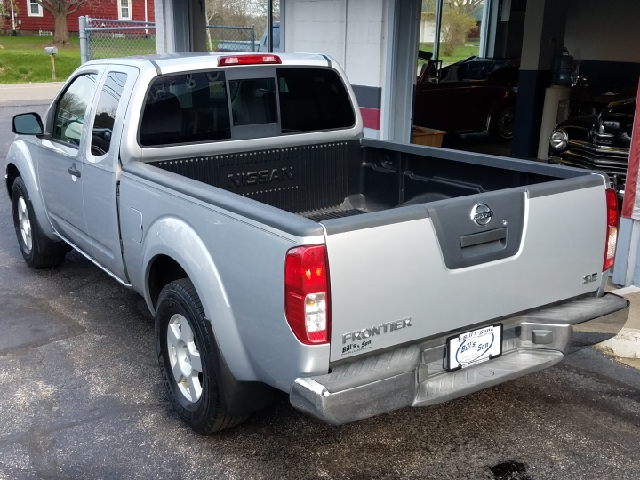2005 Nissan Frontier 4dr King Cab SE Rwd SB - Ravenna OH