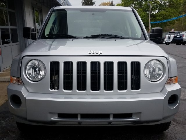 2008 Jeep Patriot 4x4 Sport 4dr SUV w/CJ1 Side Airbag Package - Ravenna OH