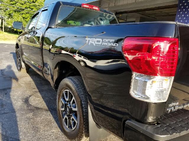 2013 Toyota Tundra DOUBLE CAB SR5 TRD 4x4 - Ravenna OH