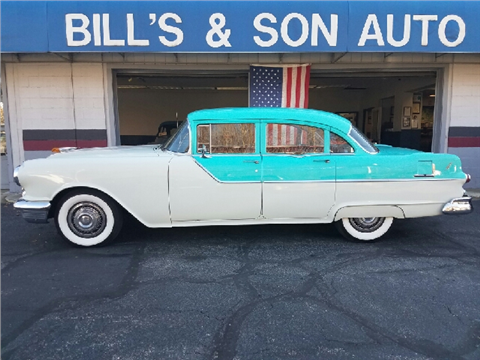 1955 Pontiac Chieftain for sale in Ravenna, OH