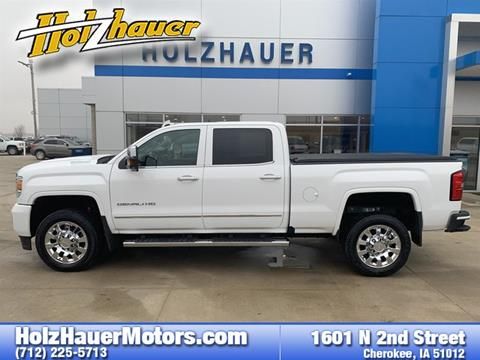 2017 GMC Sierra 2500HD for sale in Cherokee, IA