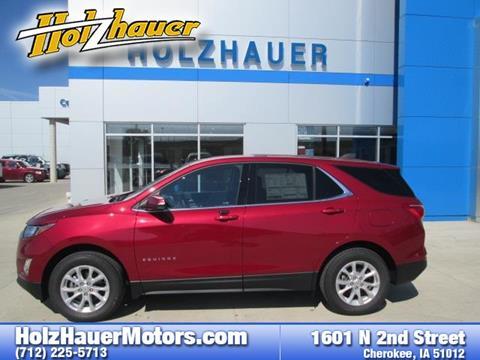 2018 Chevrolet Equinox for sale in Cherokee, IA