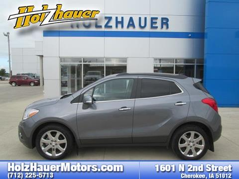 2014 Buick Encore for sale in Cherokee, IA