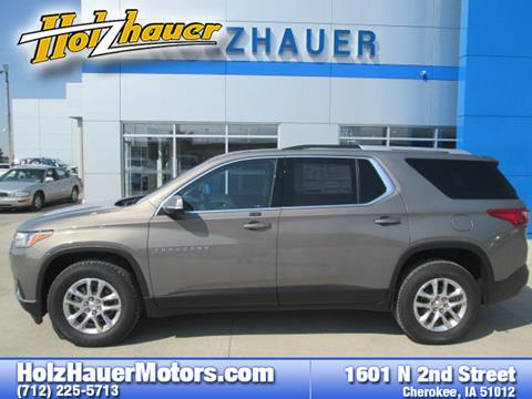 2018 Chevrolet Traverse for sale in Cherokee, IA